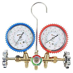 Comprar Kit Manifold 1/4 R22/R134/R404 Sra90cm-Suryha