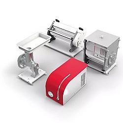Comprar Kit Multiuso Stang com Misturadeira Vermelho 220 Volts-Anodilar