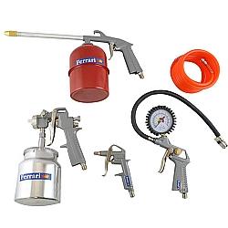 Comprar Kit Profissional para Compressor de Ar, 5 Pe�as - RATKA-Ferrari