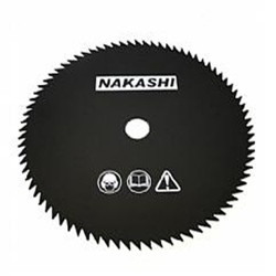Comprar Lâmina para roçadeira 80 dentes de 80 x 255 mm-Nakashi