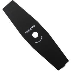 Comprar Lâmina para roçadeira 2 pontas 350 x 2,0 x 25,4 mm-Nagano