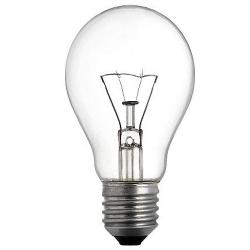 Comprar L�mpada incandescente cristal 60 watts bivolt-GE