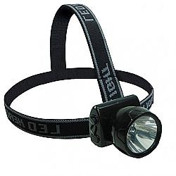 Comprar Lanterna de cabeça recarregável 1 LED - FENIX-Nautika