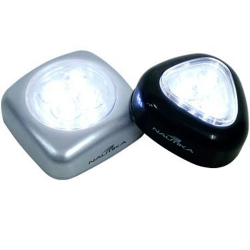 Comprar Lanterna mini luminária 3 led - MINILITE-Nautika
