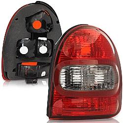 Comprar Lanterna Traseira Bolha Fumê, Corsa Hatch - 2000 à 2002-Importado