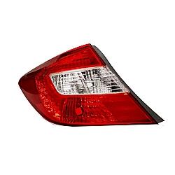Comprar Lanterna Traseira Civic - 2012 á 2013 - Canto-Importado