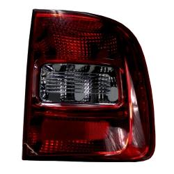 Comprar Lanterna traseira Cristal, Bicolor, Saveiro - 2009 à 2012-Importado