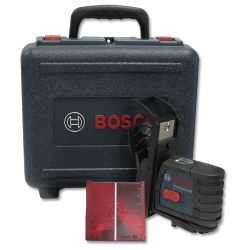 Comprar Nivel a Laser Profissional - Com maleta e suporte - GLL 2-15-Bosch