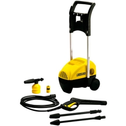 Comprar Lavadora de alta pressão elétrica monofásica 1,5 kw 1740 libras - K 330 S M PLUS-Karcher
