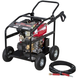 Comprar Lavadora de alta pressão a Diesel 10 hp 3600 lbs partida elétrica - JD10T250-Jet Mac