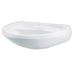 Comprar Lavat�rio 455x360 mm, Izy - Branco Gelo-DECA