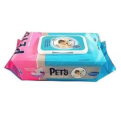 Comprar Lenço Umedecido Pet 80 Unidades 20 x 15-American Pets