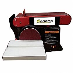 Comprar Lixadeira combinada de Bancada 375 watts - LCM450-Macrotop