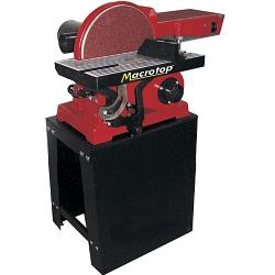 Comprar Lixadeira combinada 750 watts com bancada e cavalete - LCM750-Macrotop