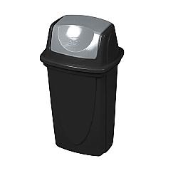 Comprar Lixeira Basculante Ecoblack 14L-Plas�til