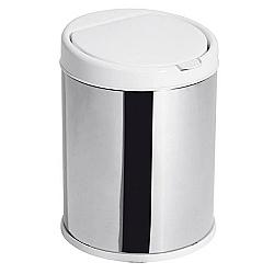 Comprar Lixeira Inox 3 Litros com Balde Click-Purimax