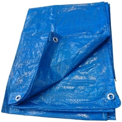 Comprar Lona de polietileno azul 8X6M - TL8X6-Tander