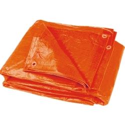 Comprar Lona de polietileno laranja 10x8 metros-Eccofer