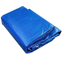 Comprar Lona de polietileno azul 10x8m-Tander