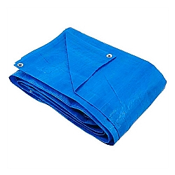 Comprar Lona de polietileno azul 10x8mm-Nove54