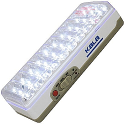 Comprar Lumin�ria de Emerg�ncia Bivolt com 30 Leds-Kala