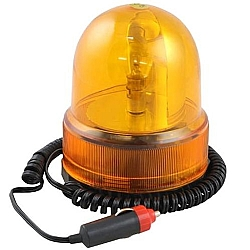 Comprar Luz de Emergência Giroflex Redonda, Amarela, 12V-Lee Tools
