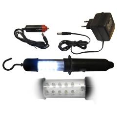 Comprar Luz de emergência pendente 10 led recarregável-Lee Tools
