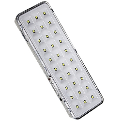Comprar Luz de Sa�da de Emerg�ncia, 30 LEDS , Bivolt - F400637-ECP