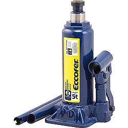 Comprar Macaco hidráulico tipo garrafa capacidade 5 toneladas-Eccofer