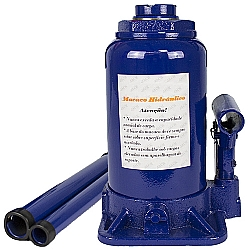 Comprar Macaco hidráulico tipo garrafa capacidade 2 toneladas - TMG2T-Tander