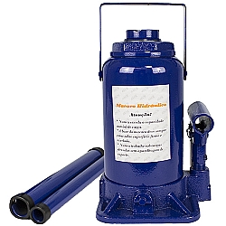 Comprar Macaco hidráulico tipo garrafa capacidade 50 toneladas - TMG50T-Tander