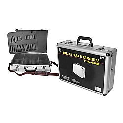 Comprar Maleta Alum�nio S�rie Ouro 48.5 x 38.5 x 19cm EG-Lee Tools
