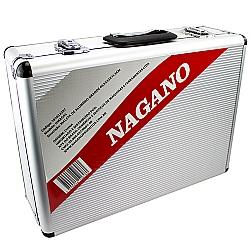 Comprar Maleta Organizadora de Ferramentas Padrão Alumínio Grande 45x33x13 - NMAG45-Nagano