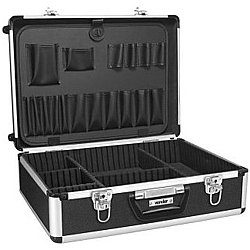Comprar Maleta para ferramentas, profissional, preta, MFV 931-Vonder