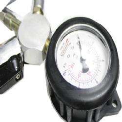 Comprar Man�metro- Teste de vaz�o e press�o de bomba de combust�vel para moto com 9 mangueiras ST-MBM-11-Superteste
