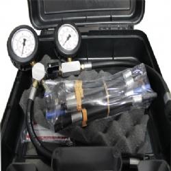 Comprar Manômetro para Testes de Vazão e Pressão de Bomba de Combustível para Moto - STMPBV 09-Superteste