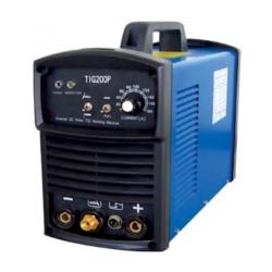 Comprar Máquina de solda TIG aço inox/carbono 200 ampéres com tocha monofásica - TIG200P-Boxer Welding