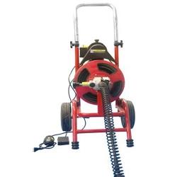 Comprar Maquina desentupidora el�trica 1 a 4 20 metros-Lee Tools
