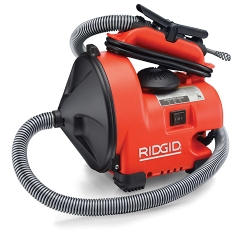 Comprar Máquina Desentupidora Elétrica - Auto clean 110V - Ridgid-Ridgid