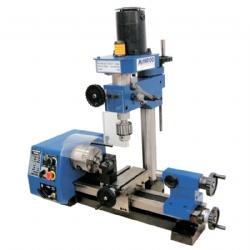 Comprar Máquina multifuncional micro-torno, furadeira e micro-fresadora Monofásico - MR2001-Manrod