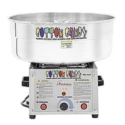 Comprar Máquina de Algodão Doce Bivolt Automático Cotton Candy-Pinheiro Máquinas