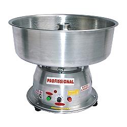 Comprar Máquina de Algodão Doce Clean Profissional 60 Hz Alumínio Natural-Ademaq