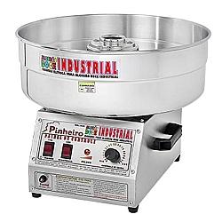 Comprar Máquina de Algodão Doce Industrial Bivolt Automática 1400W-Pinheiro Máquinas