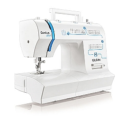 Comprar Máquina de Costura 31 Pontos Genius Plus JX4035-Elgin