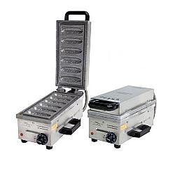 Comprar Máquina de Crepe Suíco no Palito com 06 Cavidades em Alumínio-Ademaq