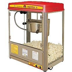 Comprar Máquina de Pipoca Estrutura em Aço Inox Capacidade para 150g de Milho - BMP-150l-Braesi