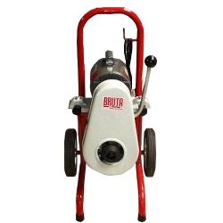 Comprar Máquina desentupidora elétrica 1 cv com kit - B500-Bruta