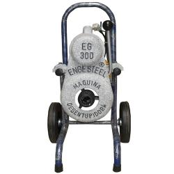 Comprar M�quina desentupidora el�trica semi profissional com kit - EG300-Engesteel