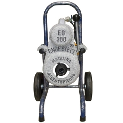 Comprar Máquina desentupidora elétrica semi profissional com kit - EG300-Engesteel