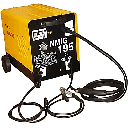 Comprar Máquina de Solda, 195 Ampéres, 60 HZ, 230V, 5.2KvA - NMIG195-Nagano